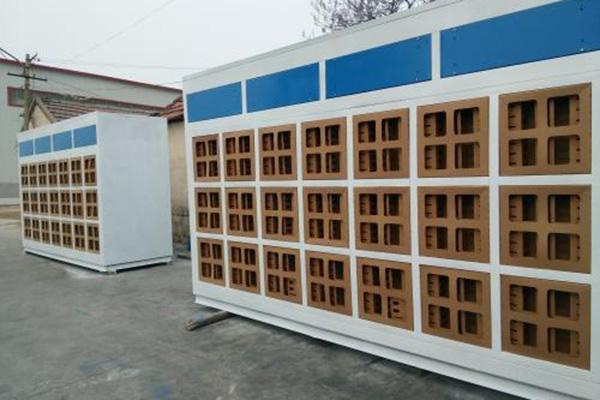 水性干式喷漆柜